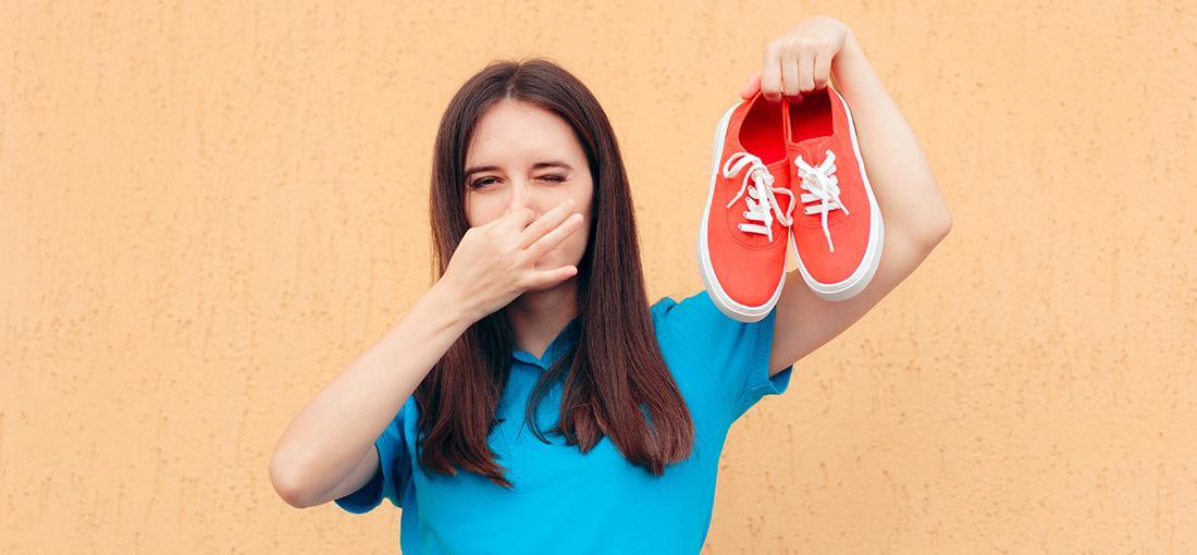 Geruch Aus Schuhen Entfernen