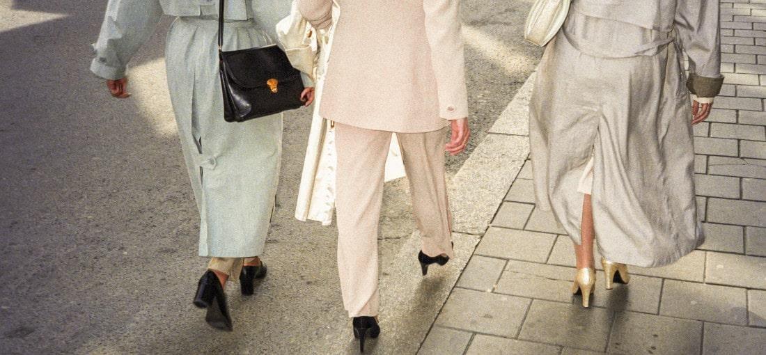 skandinavische Mode